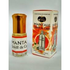 Mantale Soleil De Capri AL Rayan 3ml
