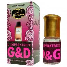 D&G  l'imperatrice AL Rayan 3ml