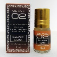 MALIK-UL 02 Kayanur Esans 3ml