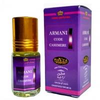 ARMANI Code Cashmere RAVZA 3ml