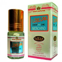 MOSCHINO I LOVE LOVE RAVZA 3 ML