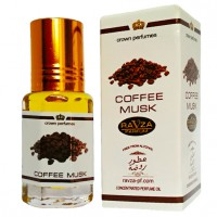 Coffee Musk Ravza Parfum 6ml