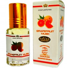 GRAPEFRUIT MUSK Ravza Parfum 6ml